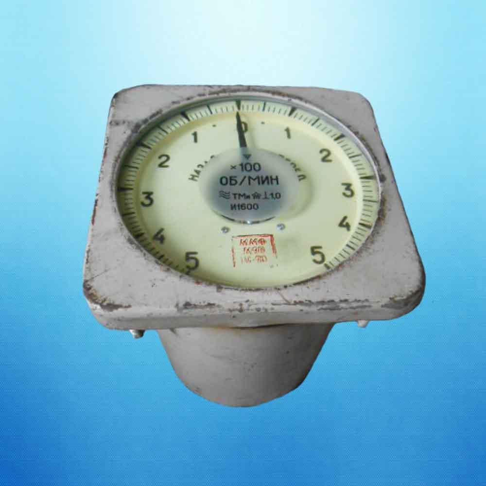 Тахометр И1600(5-5об/минх100)